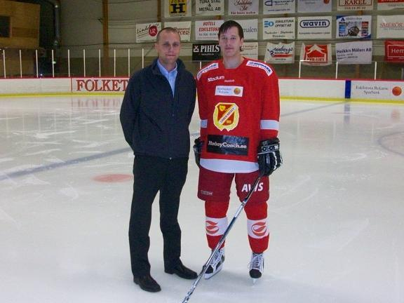 Who's behind hockeycoach.se?