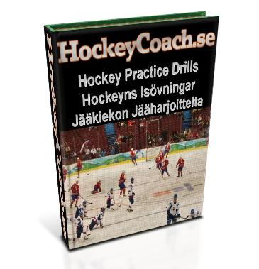 Hockey practice drills
